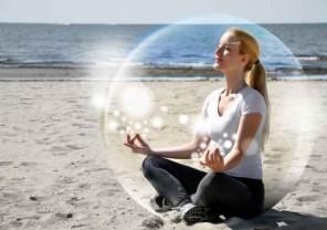 Kula światła samouzdrawianie