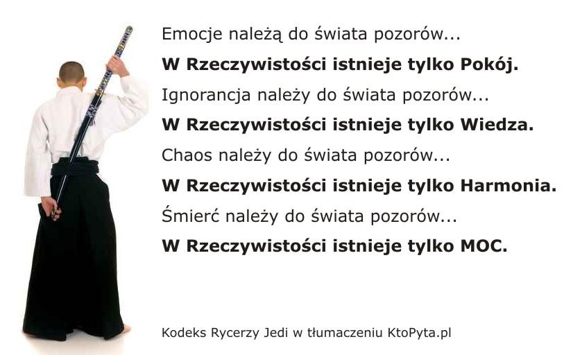 Kodeks Rycerzy Jedi